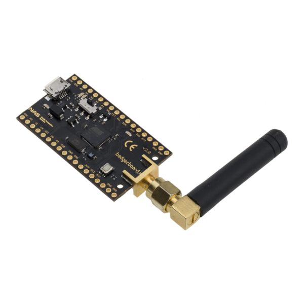 LoRaWAN Development Board Badgerboard