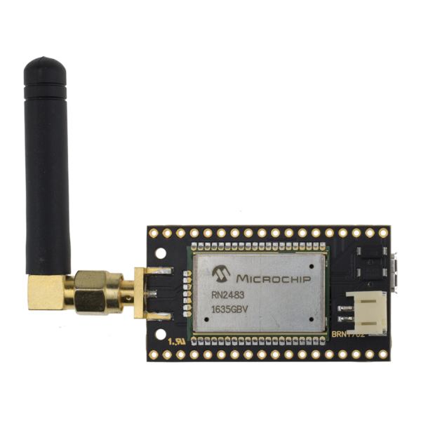 LoRaWAN Development Badgerboard